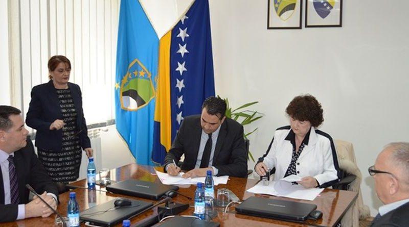 Potpisan kolektivni ugovor za oblast zdravstva u TK