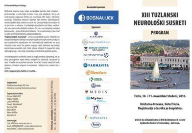 XIII tuzlanski neurološki susreti