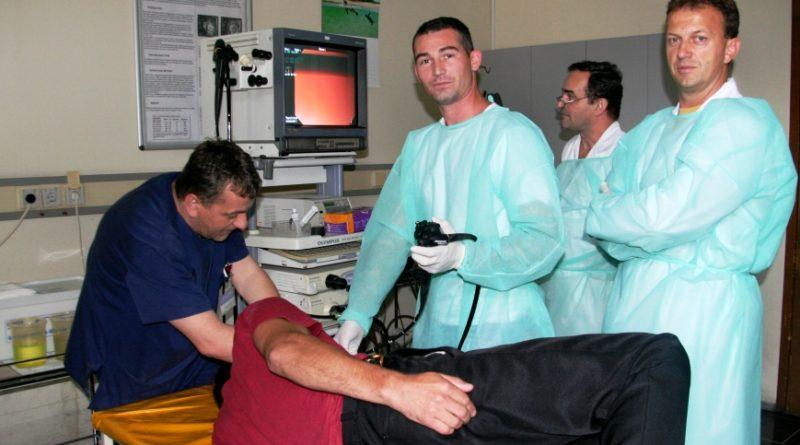 VI Škola proksimalne dijagnostičke gastrointestinalne endoskopije